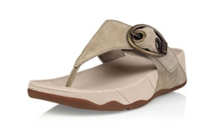 fitflop sandals toning shoes image